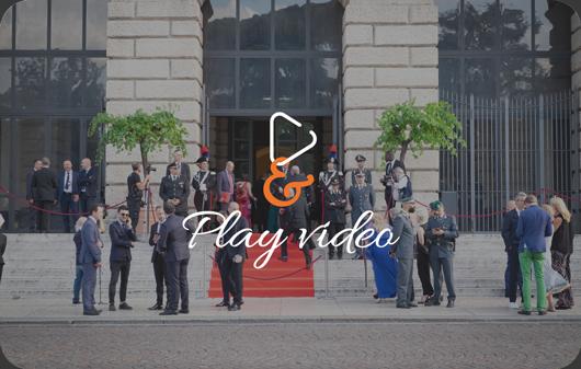 play button palazzo gran guardia